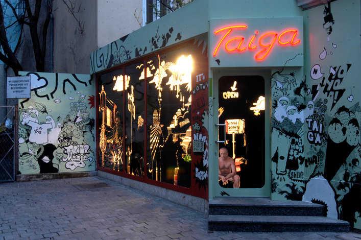 Grazer Taiga hat am Südtirolerplatz 12